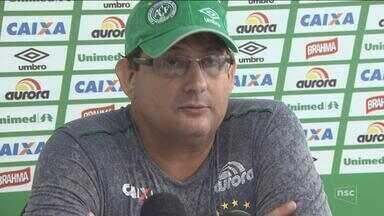 Chapecoense anuncia Guto Ferreira como novo treinador - Chapecoense anuncia Guto Ferreira como novo treinador