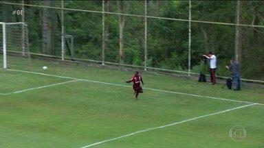 Flamengo vence o Fluminense pelo Brasileirão Sub-20 - Flamengo vence o Fluminense pelo Brasileirão Sub-20