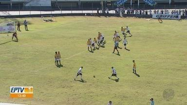 Comercial se prepara para enfrentar o Paulista pela Segundona do Campeonato Paulista - Bafo treina para enfrentar o Galo de Jundiaí.