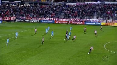 Especialistas esportivos falam sobre derrota do Grêmio na Libertadores e dilemas do time - Assista ao vídeo.