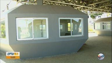 Prefeitura de Varginha cede parte do Memorial do ET para uso como base da PM - Prefeitura de Varginha cede parte do Memorial do ET para uso como base da PM