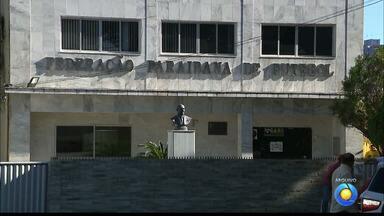 Interventor CBF chega a João Pessoa e se reúne com integrantes da FPF - João Bosco Luz vai ficar à frente da entidade no período de afastamento de Nosman Barreiro