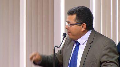 Vereador Folha volta à presidência da Câmara de Palmas após ficar dois dias preso - Vereador Folha volta à presidência da Câmara de Palmas após ficar dois dias preso