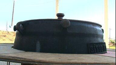 Festa do Feijão começa hoje em Prudentópolis - Festa terá feijoada gigante que será servida no sábado