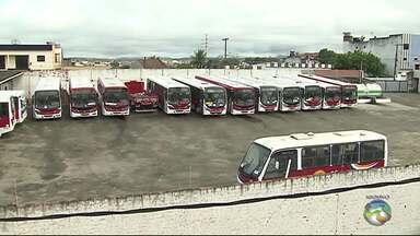 TCE indefere novo pedido de medida cautelar de empresa de ônibus em Caruaru - Empresa pede que o funcionamento do novo sistema de transporte público de Caruaru seja suspenso e houve a negativa do TCE.