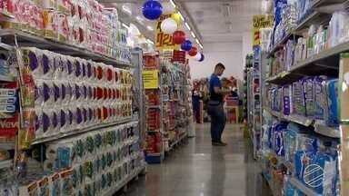 Aumenta movimento nos supermercados de MS - Dados são da Associação que representa o segmento e diz que brasileiro comprou mais no 1º semestre deste ano.