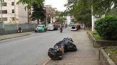 Contratos para coleta de lixo em Nova Friburgo, RJ, estão prestes a terminar - Assista a seguir.