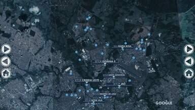 Saneago realiza manutenção e pode deixar bairros sem água em Goiânia - Veja os 40 setores que podem problemas no abastecimento durante a noite de quinta-feira (9).