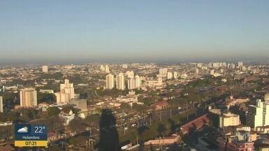 Sexta-feira amanhece com temperatura mais baixa na região e fim de semana será de frio - Veja a previsão do tempo completa para a região de Campinas.