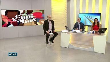 Música na Conversa: Edu Henning mostra entrevista com Julio Iglesias no ES - Veja os outros destaques.