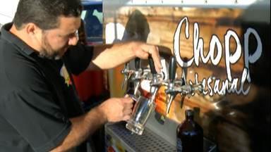 Suzano tem Festival de Cerveja Artesanal - Evento é no final de semana no shopping de Suzano.