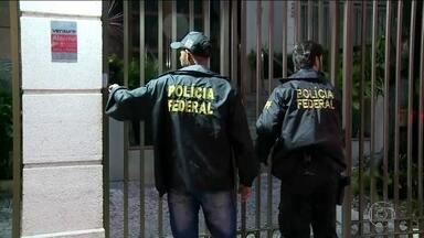 Polícia Federal prende suspeito ligado a corretora em desdobramento da Lava Jato no Rio - Investigações têm como base a delação premiada de Luiz Carlos Velloso, ex-subsecretário de Transportes do Rio