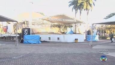 Birigui tem festa no meio da praça nesta sexta-feira (10) - Uma festa no meio da praça promete agitar os moradores de Birigui (SP) nesta sexta-feira (10).