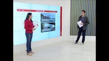Explosão de alambique que deixou duas pessoas feridas em São João do Paraíso é destaque G1 - Veja também caso de quadrilha que usava sedativo em vítimas para assaltar fazenda em Unaí.