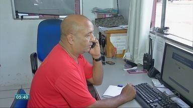 Trotes telefônicos prejudicam trabalho dos bombeiros - Trotes telefônicos prejudicam trabalho dos bombeiros