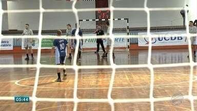 Esporte: confira o que está rolando na etapa de Campo Grande de jogos universitários - A capital de Mato Grosso do Sul é sede nos últimos dias da etapa dos Jogos Universitários Brasileiro. São várias modalidades esportivas.