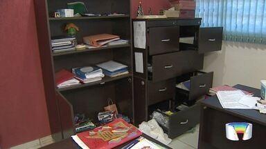 Criminosos invadem escola e furtam R$ 2,6 mil arrecadados por alunos para formatura - Crime foi em Potim.