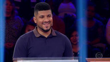 Allan Castello participa do 'Quem Quer Ser Um Milionário?' - Veja quanto o carioca levou