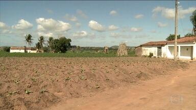 Um terço de Alagoas está em emergência por causa da seca - Governo Federal reconheceu situação de emergência em 38 cidades. Falta d'água atinge 200 mil pessoas.