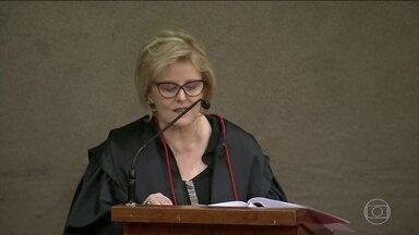 Ministra Rosa Weber assume a presidência do TSE - Rosa Weber irá comandar as eleições de outubro e fica no cargo até maio de 2020