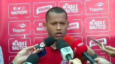 Náutico aposta no entrosamento para endurecer jogo contra Bragantino, pela Série C - Alvirrubro faz primeiro jogo das quartas de final em Bragança Paulista e quer trazer resultado positivo de São Paulo