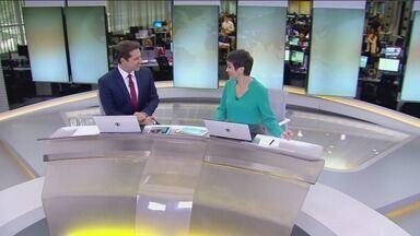 Jornal Hoje - íntegra 15/08/2018 - Os destaques do dia no Brasil e no mundo, com apresentação de Sandra Annenberg e Dony De Nuccio