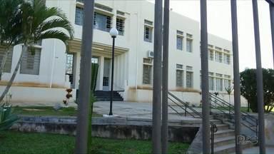 Tribunal de Contas do Estado aponta irregularidade em reforma de escola pública - Obra custou mais de R$ 380 mil, mas não foi concluída.