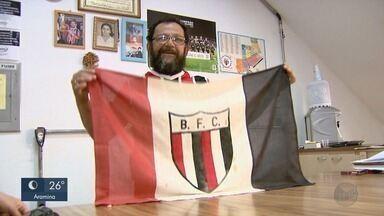 Torcedores viajam do interior de SP à Paraíba para assistir ao jogo do Botafogo-SP - Tricolor de Ribeirão Preto (SP) enfrenta o Botafogo-PB no domingo (19).