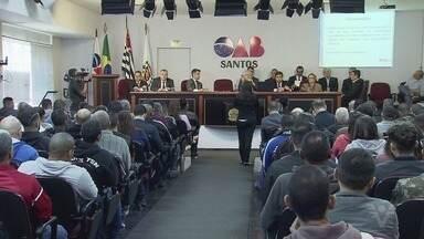 Audiência pública discute segurança privada em casas noturnas de Santos - Morte do jovem Lucas, no dia 7 de julho, expôs os problemas do setor.
