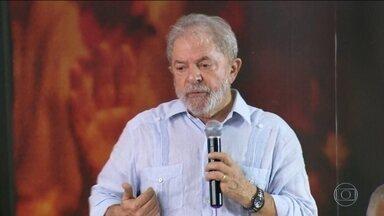 Raquel Dodge entra com pedido de rejeição da candidatura de Lula - A Procuradora Geral da República entrou nesta quarta (16) com um pedido de rejeição da candidatura do ex-presidente Lula no Tribunal Superior Eleitoral.