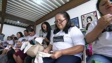 Criança Esperança: Instituto Proeza dá apoio a mulheres e filhos - O Instituto Proeza é uma das instituições apoiadas pelo Criança Esperança, projeto da Rede Globo em parceria com a Unesco.