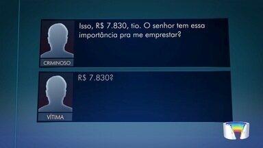 Polícia de São José prende quadrilha que aplicava golpes por telefone - A suspeita é que eles tenham feito ao menos 100 vítimas. Em cada golpe, prejuízo passava de R$ 5 mil.