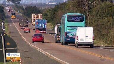 Em operação, mais de 60 motoristas são multados por hora no RS - Assista ao vídeo.