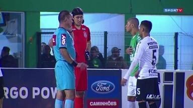 Chapecoense 0 x 1 Corinthians