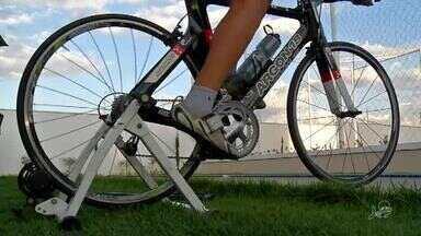 Veja os destaques do esporte deste sábado (18) - Tem matéria sobre o ciclismo.