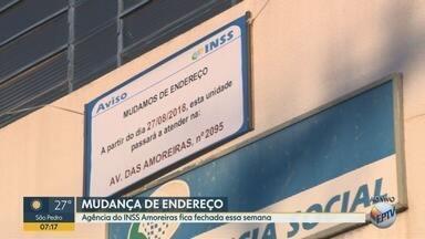 Agência do INSS em Campinas não fará atendimento nesta semana - Confira por que o serviço não será prestado.