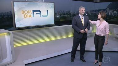 Bom Dia Rio - Íntegra 20 Agosto 2018 - As primeiras notícias do Rio de Janeiro, apresentadas por Flávio Fachel, com prestação de serviço, boletins de trânsito e previsão do tempo.