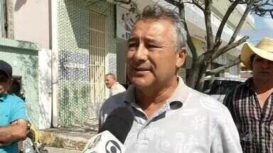 Moradores podem perder casas em Itapipoca por conta de venda de lotes - Saiba mais em g1.com.br/ce