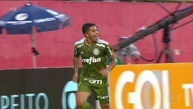 Cruzeiro empata com o Bahia e Palmeiras goleia o Vitória no Brasileirão - Cruzeiro empata com o Bahia e Palmeiras goleia o Vitória no Brasileirão