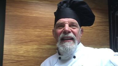 'Na despensa': Dia 1 por Raul Gazolla - Participante comenta o 'Super Chef Celebridades 2018'