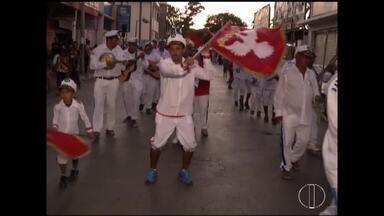 Festa de Agosto é encerrada nesse domingo em Montes Claros - Festa mantém a tradição em Montes Claros.