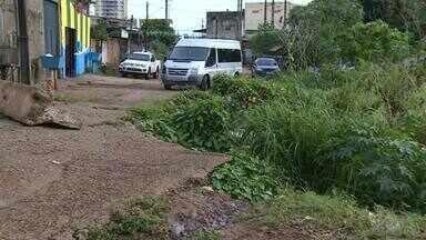 Nossa equipe voltou à rua Guanabara para verificar uma cratera foi resolvida - A cratera atrapalha a vida dos moradores da região há cerca de 3 anos.