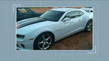 Carro com dívida de R$ 10 mil é apreendido em Loanda - Motorista é preso por dirigir embriagado em Douradina.