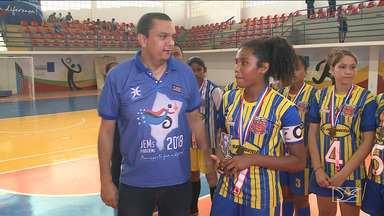 Jogos Escolares Maranhenses (JEMs) chegam à reta decisiva - Os campões das várias modalidades em disputa são conhecidos em São Luís.