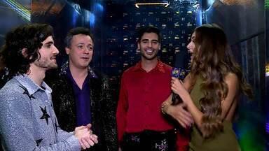 Confira a reação dos participantes após a primeira apresentação no 'Dança dos Famosos' - Galera avalia o desempenho