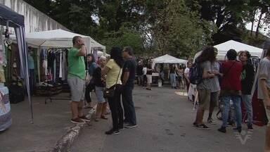 Jovens empreendedores da região participam de feira de arte em Cubatão - Empreendedorismo é uma das saídas para a falta de emprego.