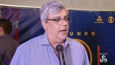 Morre Victor Amaral, gerente comercial do Grupo Rede Amazônica em Manaus - Amaral era jornalista e tinha de 50 anos. Ele foi vítima de Acidente Vascular Cerebral (AVC).