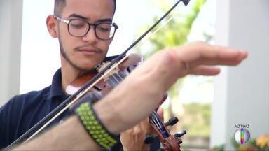 Orquestra da Maré do Amanhã irá se apresentar no Norte e Noroeste Fluminense - Assista a seguir.