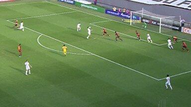 São Paulo é o campeão do primeiro turno do Campeonato Brasileiro 2018 - Na última rodada, o Santos começou a se distanciar da zona de rebaixamento.