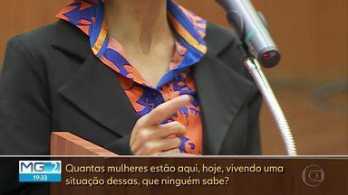 Feminicídio é tema da campanha do Conselho Nacional de Justiça - Campanha 'Paz em Casa' orienta as mulheres vítimas de violência a denunciar.